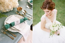 wedding loveliness / by SGK