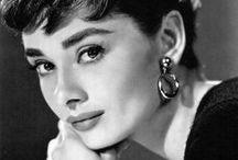 Audrey Hepburn / by Aneliesa Blair