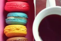 macarons / by Jessica Cahoon / fort & field