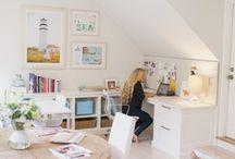 HOME • OFFICE / by eba heredia