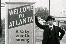 Old Atlanta / by Lola Stringer