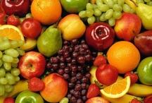 Fresh Fruit / by Caroline Colón