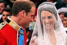 HRH Duke, Duchess & Prince George of Cambridge / Prince William, Duchess Catherine (Kate) & Prince George / by Lisa