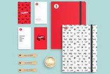 Brand Pins / Brand inspiration. / by IdentityLab