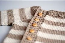 knitting / by Delphine Butter