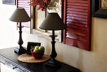 Home decorating / . / by Joan Ziegler