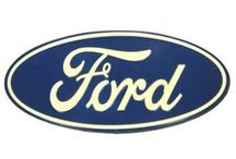 IT'S A FORD / by Joan Ziegler