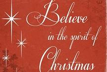 CHRISTMAS / by Sunni Ashforth