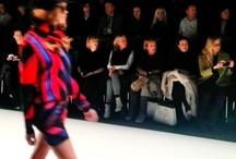 Fashion Week Berlin Autumn/Winter 13/14 / by ZEIT ONLINE