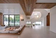 Amazing interiors! / Extra-ordinary interior design! / by Ben Golant
