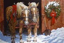 Christmas Art / by Barb Raymond