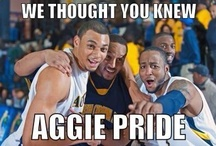 AGGIE PRIDE / by Chandra McMillan