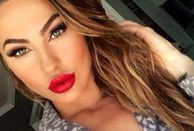 Make up <3 / by Haley Antill