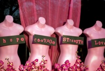 Socially Conscious Window Displays / Window Display ideas that create awareness around a social issue such as cancer, A.I.D.S. , domestic etc. If you need a mannequin for your window display, you can find the perfect one at Mannequin Madness  / by Mannequin Madness