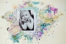 Scrapbooking Inspiration / by Steph Young