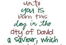 Keep the Christ in Christmas / by Sally Farnum-Coryea