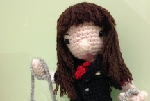 Crocheted whimsy / Crafty things that take my fancy / by Kim Tairi