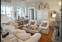 Living Rooms / by Southern Belle Magazine