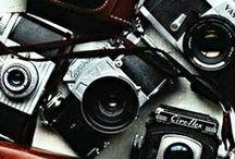 Cameras.  / by Bárbara L.
