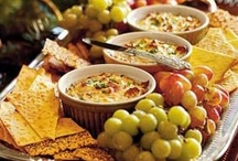 Appetizers, Dips and Snacks / by Carly Lynn