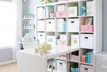 Craft room / by Poppy Event Design