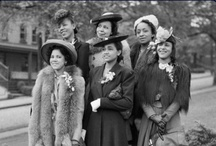 Vintage  / My obsession with old pictures of African Americans... / by Victoria Johnson