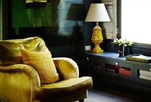 yellow interiors & Co / by Valerie Anglade - 2B&Co.