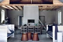 grey interiors & Co. / by Valerie Anglade - 2B&Co.
