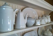 Ironstone / An absolute obsession with Ironstone.  / by Judi West