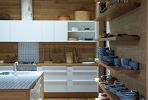 kitchen / great ideas for dream kitchens  / by Charmaine Hughes