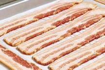 Pork Chops & Bacon & / by Susan Gray