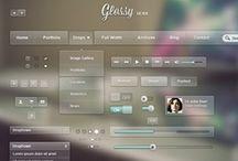 Digital   UI Kits / by Justin Graham