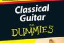 How to play guitar For Dummies / by Inga Thomas
