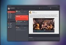 Digital   Desktop Applications  / by Justin Graham