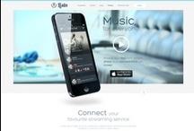 Digital   App Website / by Justin Graham