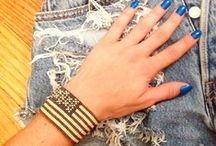 Red White and Blue #inspiration  / We are getting in the patriotic spirit!  / by Chan Luu