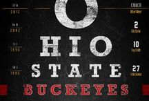 Buckeye Fan for Life~ / Born and raised in C-Bus! Proud to be a Buckeye Girl from THE Ohio State University... / by Kassie Neely
