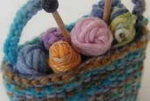 Teenie Tiny Knitting Projects / Little knitted items to delight ..... / by Mary Q. Needles