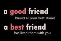 *Best Friends* / by Kassidy De Jong