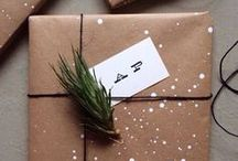 Holiday Crafts & DIY Ideas / Favorite crafts and DIY projects to celebrate the year's special holidays. / by Botanical PaperWorks