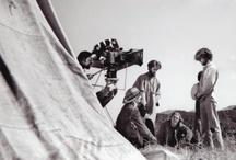 Making of / Behind the scenes / Pictures taken behind the scene. Fotografías hechas desde detrás de la cámara. / by Diego López Calvín