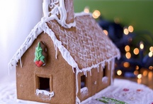Gingerbread Houses / by Ateny Pereira