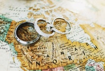 Travel Themed Wedding Ideas / by Botanical PaperWorks