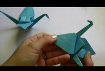 Craft ... Origami / by Betty Baker