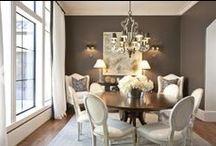 Dinning Room Decor / by Brandi Montgomery