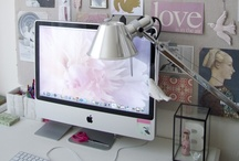Work Spaces / by Paige Smith Designs