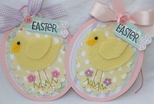 Easter Crafts / by Stephanie Plum