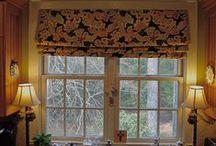 Home: Window Treatments / by Stephanie Plum