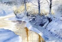Lovely art and Illustrations / by Kimberly Hornback