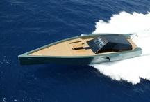 Yachts & Boats / by Adriano Vangelisti